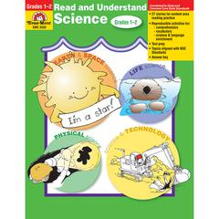 EVAN-MOOR READ AND UNDERSTAND SCIENCE GR 1-2
