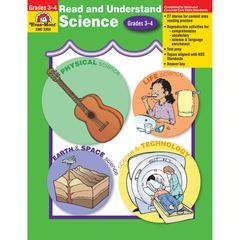 READ AND UNDERSTAND SCIENCE GR 3-4