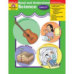 EVAN-MOOR READ AND UNDERSTAND SCIENCE GR 3-4