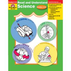 EVAN-MOOR READ AND UNDERSTAND SCIENCE GR 4-6