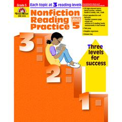 NONFICTION READING PRACTICE GR 5