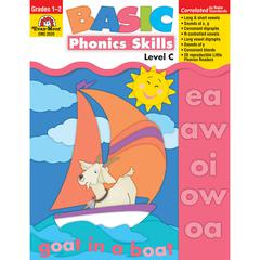 EVAN-MOOR BASIC PHONICS SKILLS LEVEL C