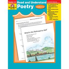 READ & UNDERSTAND POETRY GR 4-5