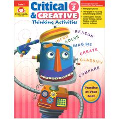 CRITICAL AND CREATIVE THINKING ACTIVITIES GR 2