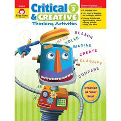 CRITICAL AND CREATIVE THINKING ACTIVITIES GR 3