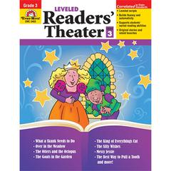 EVAN-MOOR LEVELED READERS THEATER GR 3