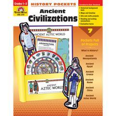 EVAN-MOOR HISTORY POCKETS ANCIENT CIVILIZATIONS