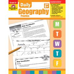 DAILY GEOGRAPHY PRACTICE GR 6