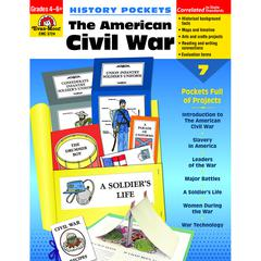 EVAN-MOOR THE AMERICAN CIVIL WAR