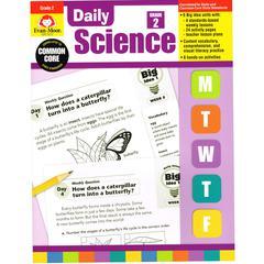 EVAN-MOOR DAILY SCIENCE GR 2