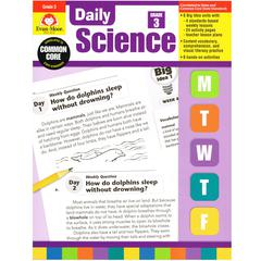 EVAN-MOOR DAILY SCIENCE GR 3