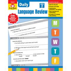 EVAN-MOOR DAILY LANGUAGE REVIEW GR 2