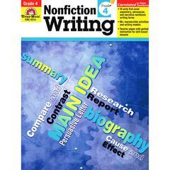 EVAN-MOOR HOW TO WRITE NONFICTION GR 4