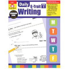 EVAN-MOOR DAILY 6 TRAIT WRITING GR 1