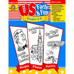 US FACTS & FUN GR 4-6