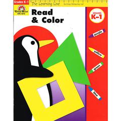 READ AND COLOR