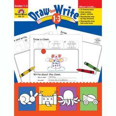EVAN-MOOR DRAW THEN WRITE GR 1-3