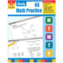 DAILY MATH PRACTICE GR 3