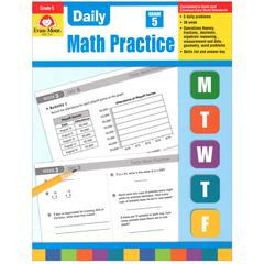 DAILY MATH PRACTICE GR 5