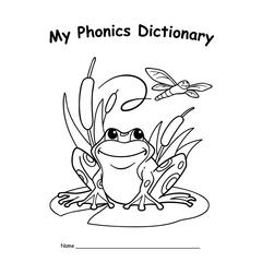 MY PHONICS DICTIONARY 25-PK