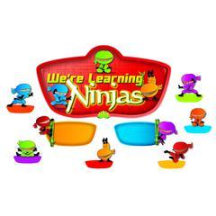 EDUPRESS WERE LEARNING NINJAS BBS