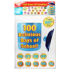 EDUPRESS 100 DAYS OF COOKIES BB SET