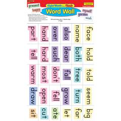 EDUPRESS SIGHT WORDS IN A FLASH GR 1-2 WORD WALLS
