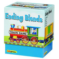 TRAIN GAME ENDING BLENDS