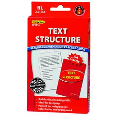 EDUPRESS TEXT STRUCTURE RCPC RED LEVEL