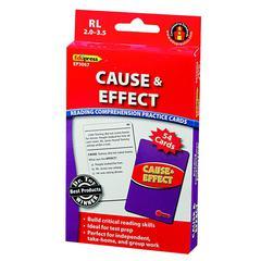 EDUPRESS CAUSE AND EFFECT - 2.0-3.5