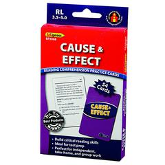 EDUPRESS CAUSE AND EFFECT - 3.5-5.0