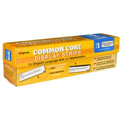 EDUPRESS COMMON CORE STATE STANDARDS DISPLAY STRIPS GR 1