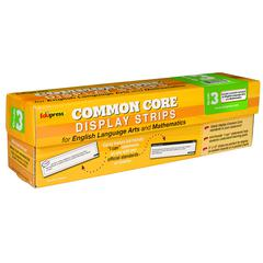 EDUPRESS COMMON CORE STATE STANDARDS DISPLAY STRIPS GR 3