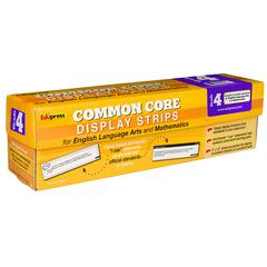 EDUPRESS COMMON CORE STATE STANDARDS DISPLAY STRIPS GR 4