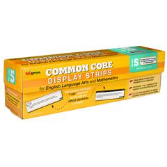 EDUPRESS COMMON CORE STATE STANDARDS DISPLAY STRIPS GR 5