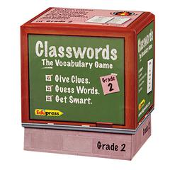 CLASSWORDS VOCABULARY GR 2