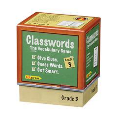 CLASSWORDS VOCABULARY GR 3