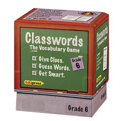 CLASSWORDS VOCABULARY GR 6
