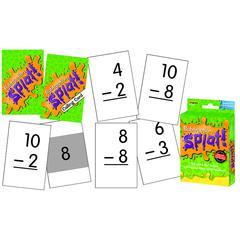EDUPRESS SUBTRACTION SPLAT GAME