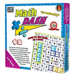 MATH DASH MULTIPLICATION & DIVISION