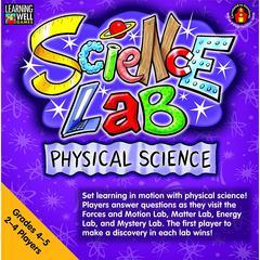 EDUPRESS SCIENCE LAB PHYSICAL SCIENCE GR 4-5