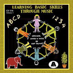EDUCATIONAL ACTIVITIES LEARNING BASIC SKILLS THRU MUSIC VOLUME 1
