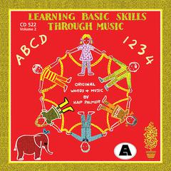 EDUCATIONAL ACTIVITIES LEARNING BASIC SKILLS THRU MUSIC CD VOLUME 2