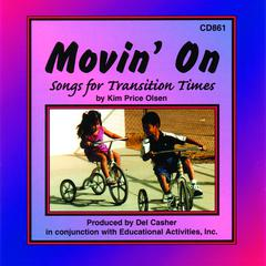 TRANSITION TIMES SONGS FOR MOVIN ON CD