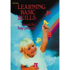 EDUCATIONAL ACTIVITIES LEARNING BASIC SKILLS DVD