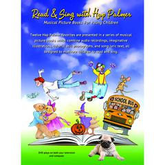 EDUCATIONAL ACTIVITIES READ & SING WITH HAP PALMER DVD