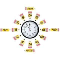 TELLING TIME BB SET