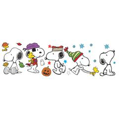 EUREKA FALL WINTER SNOOPY POSE BB SET