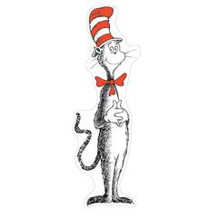 EUREKA GIANT CAT IN THE HAT BB SET