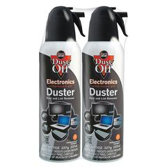 FALCON SAFETY PRODUCTS DUST OFF 7 OZ DUSTER 2PK